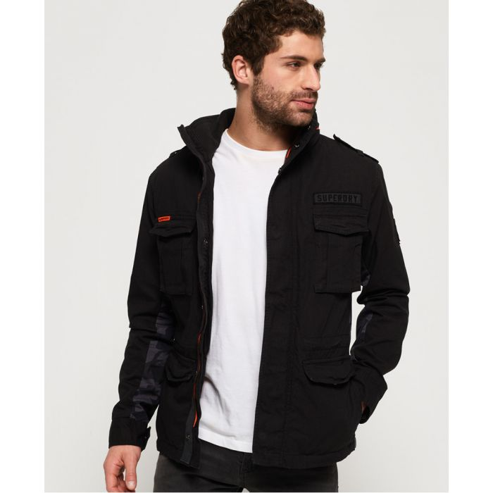 Image for Superdry Black Label Rookie Classic Jacket