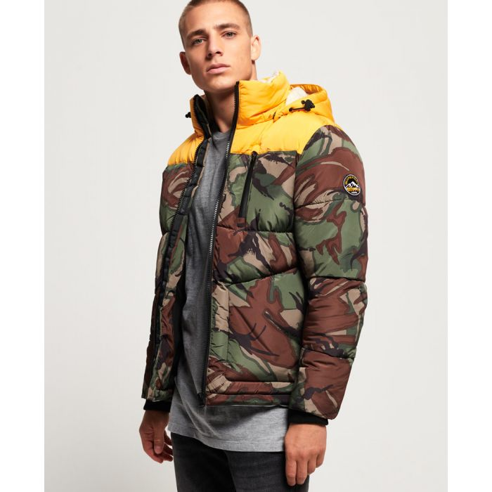 Image for Superdry SD Expedition Coat