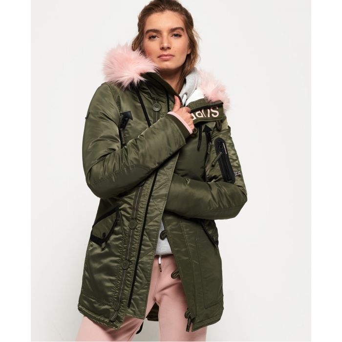 Image for Superdry SDL-2 Parka Jacket