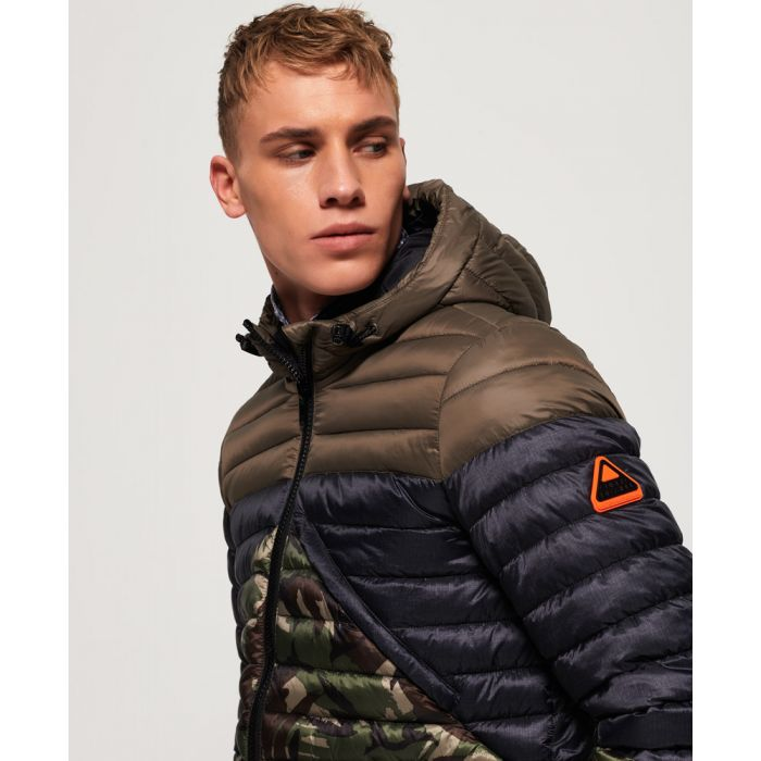 Image for Superdry Axis Padded Jacket