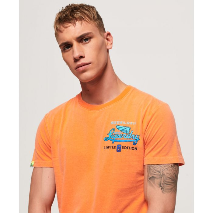 Image for Superdry Limited Icarus Hyper Classics T-Shirt