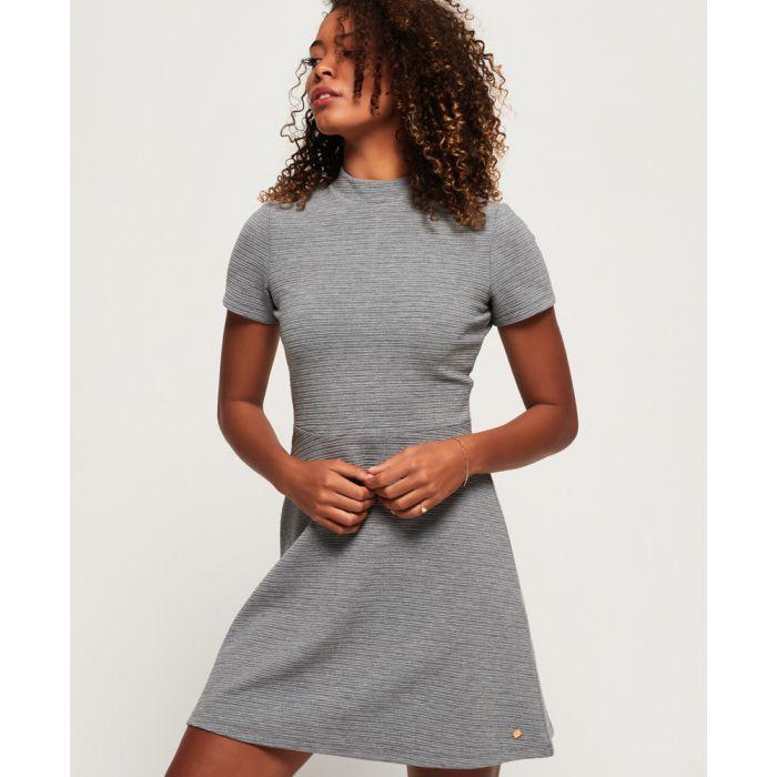 Image for Superdry Nanette Textured Dress