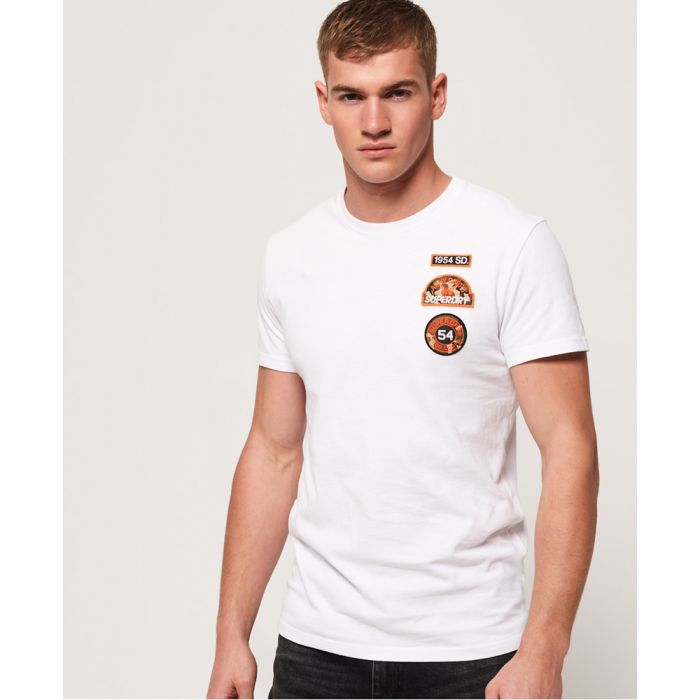 Image for Superdry Patched T-Shirt