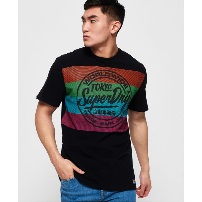 Image for Superdry Ticket Type Oversized Fit T-Shirt