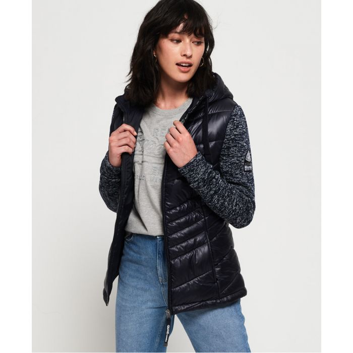 Image for Superdry SD Storm Shine Zip Hoodie