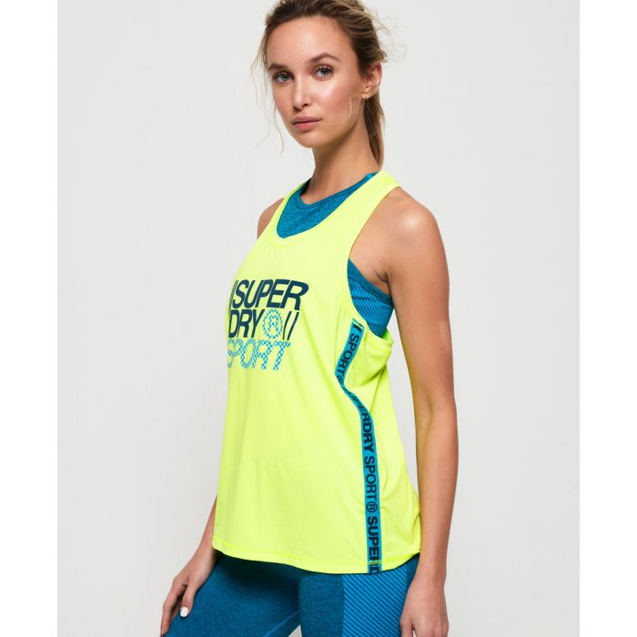 Image for Superdry Core Loose Vest