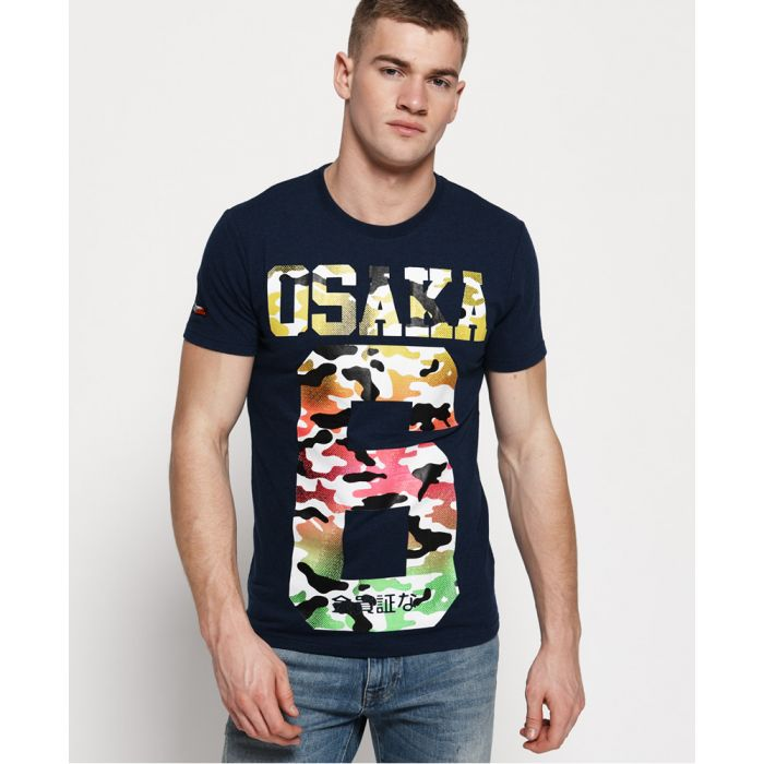 Image for Superdry Osaka All Over Print Lite T-shirt