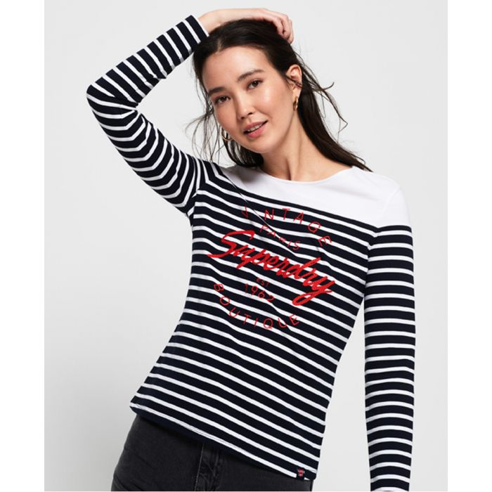 Image for Superdry Callie Twist Back Top