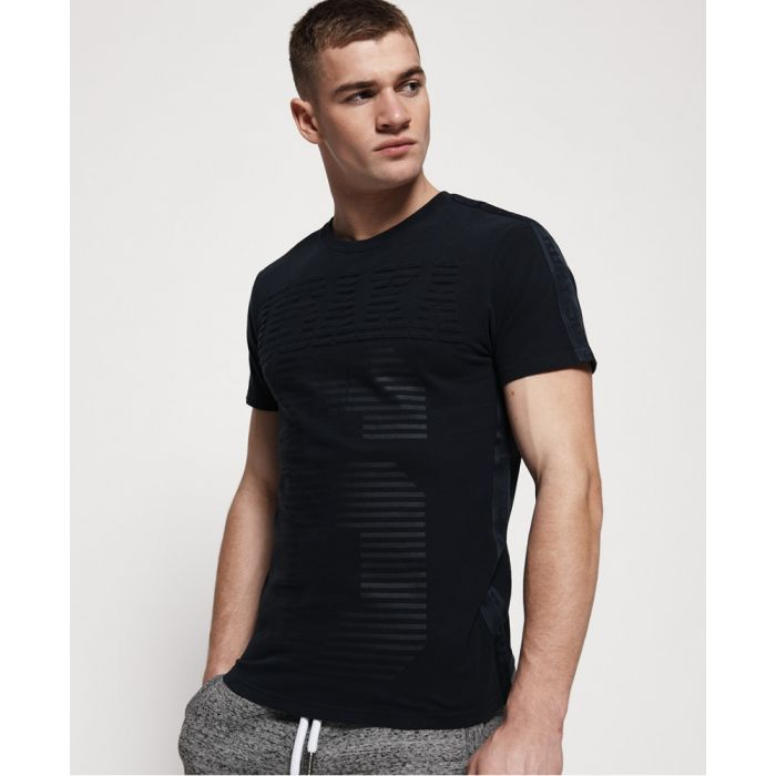 Image for Superdry Osaka Tape Mid Weight T-Shirt