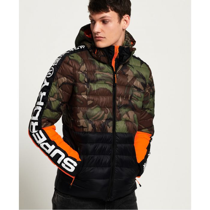 Image for Superdry New Colour Block Fuji Jacket