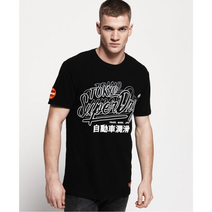 Image for Superdry Reactive Classic Box Fit T-Shirt