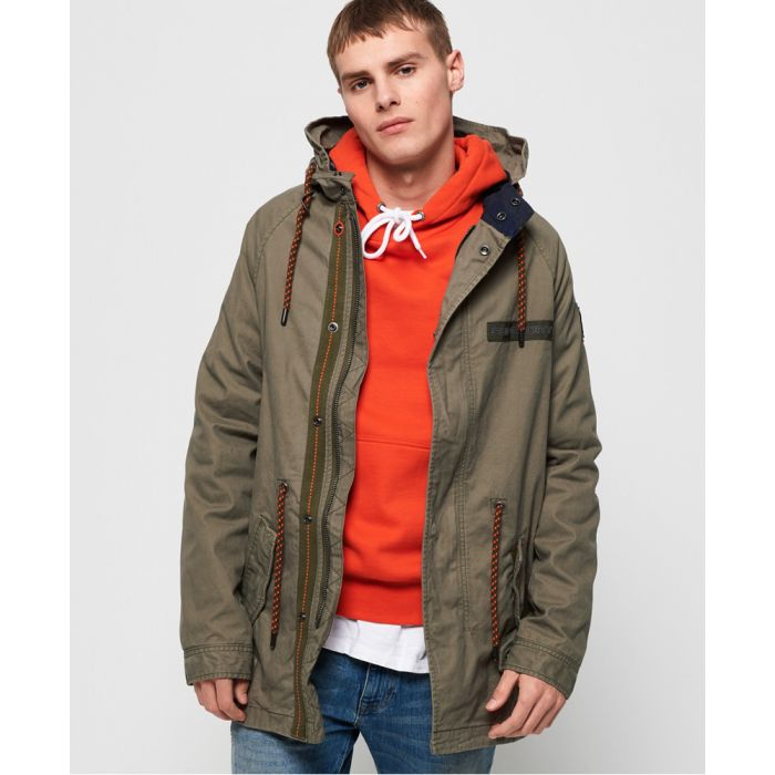 Image for Superdry Aviator Rookie Parka Jacket