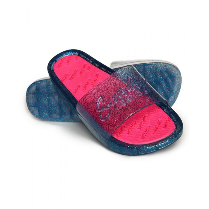 Image for Superdry Moulded Pool Sliders