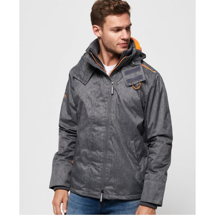 Image for Superdry Hooded Arctic Pop Zip SD-Windcheater Jacket