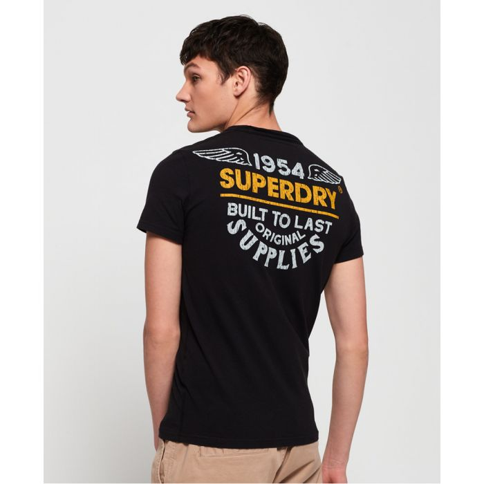 Image for Superdry Premium Work Wear T-Shirt