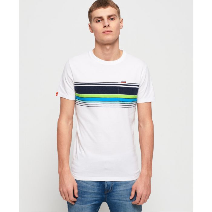 Image for Superdry Cali Chest Band Pocket T-Shirt