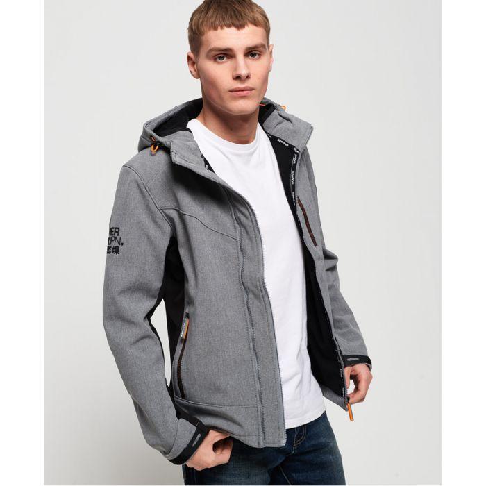 Image for Superdry Hooded Paralex SD-Windtrekker Jacket