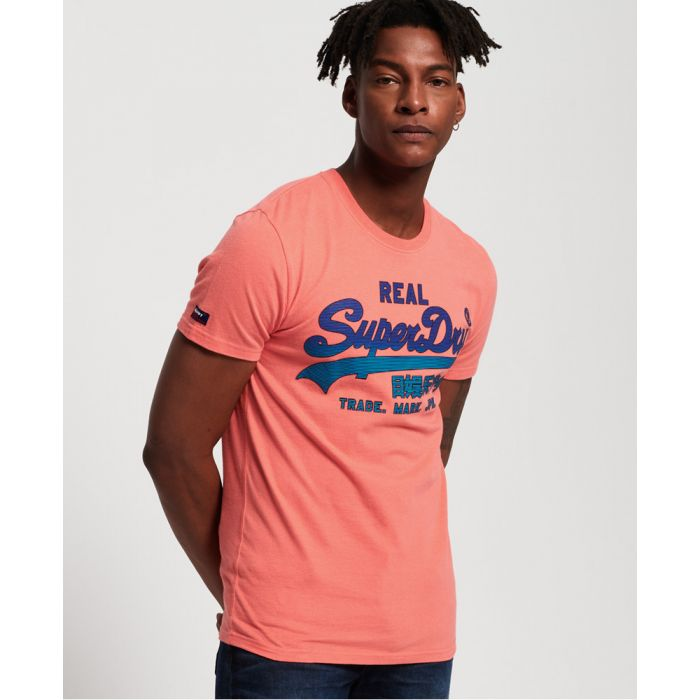 Image for Superdry Vintage Logo Fade Mid Weight T-Shirt