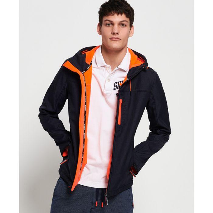 Image for Superdry Hooded SD-Windtrekker Jacket