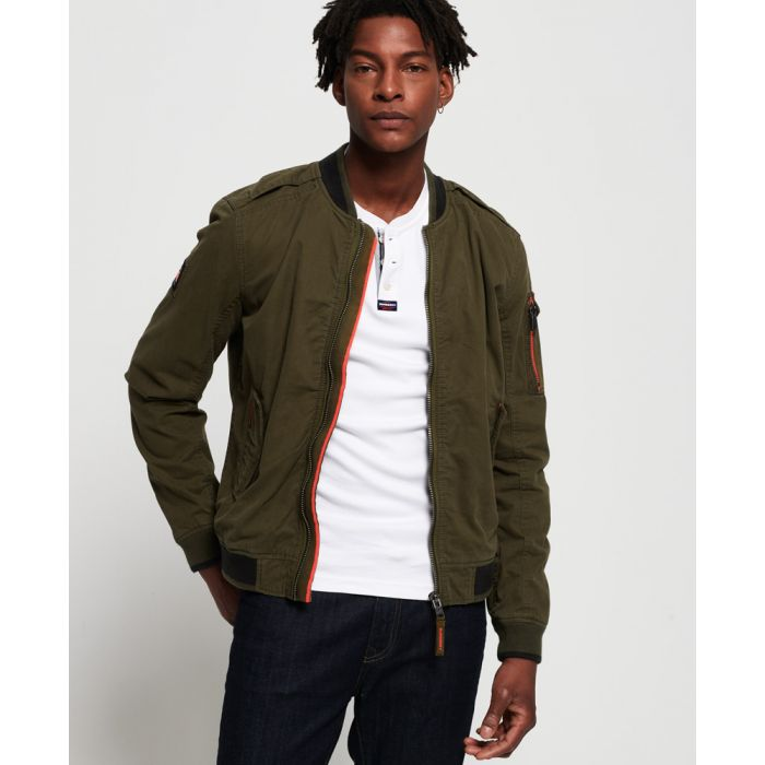 Image for Superdry Rookie Duty Bomber Jacket