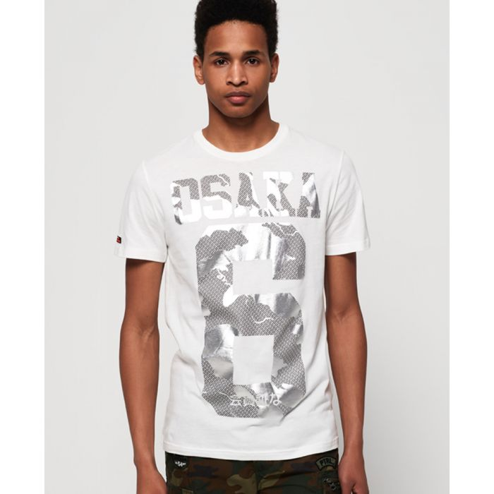 Image for Superdry Osaka Monochrome Lite T-Shirt