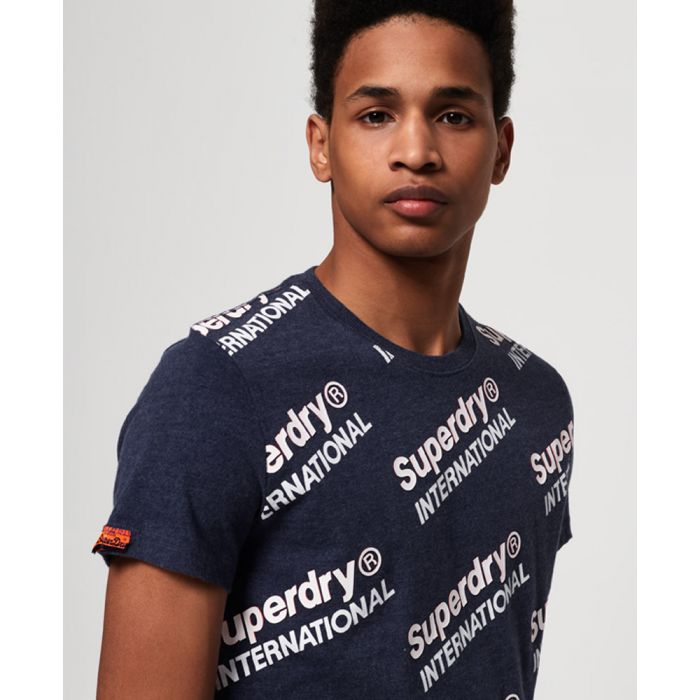 Image for Superdry International All Over Print T-Shirt
