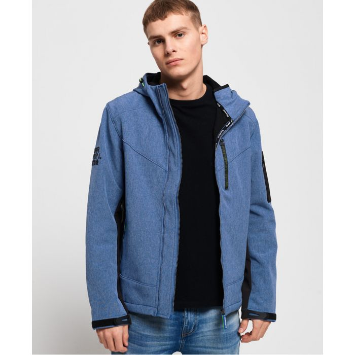 Image for Superdry Hooded Paralex SD-Windtrekker Jacket