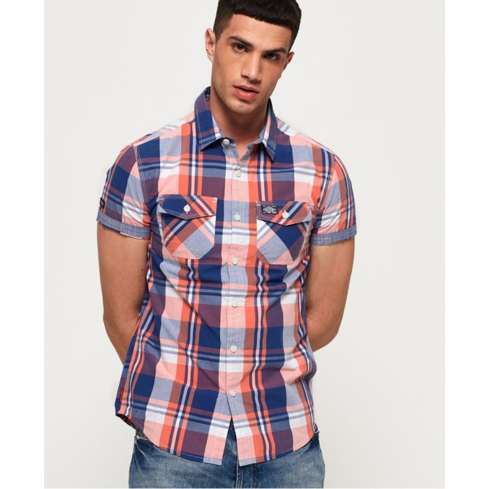 Image for Superdry Washbasket Short Sleeve Shirt