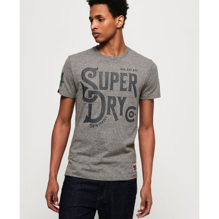 Image for Superdry 34st Goods T-Shirt