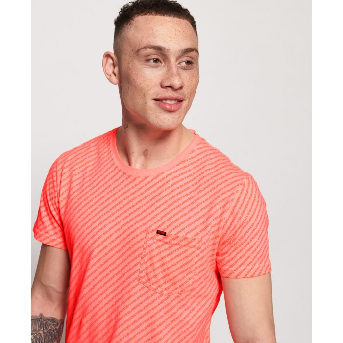 Image for Superdry Whistler Geo T-Shirt