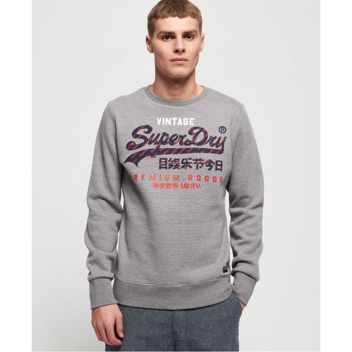 Image for Superdry Premium Goods Racer Lite Crew