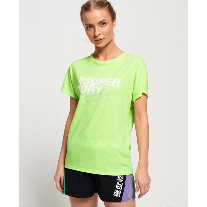 Image for Superdry Core Sport Graphic T-Shirt