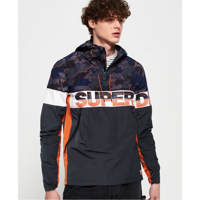 Image for Superdry Ryley Overhead Jacket