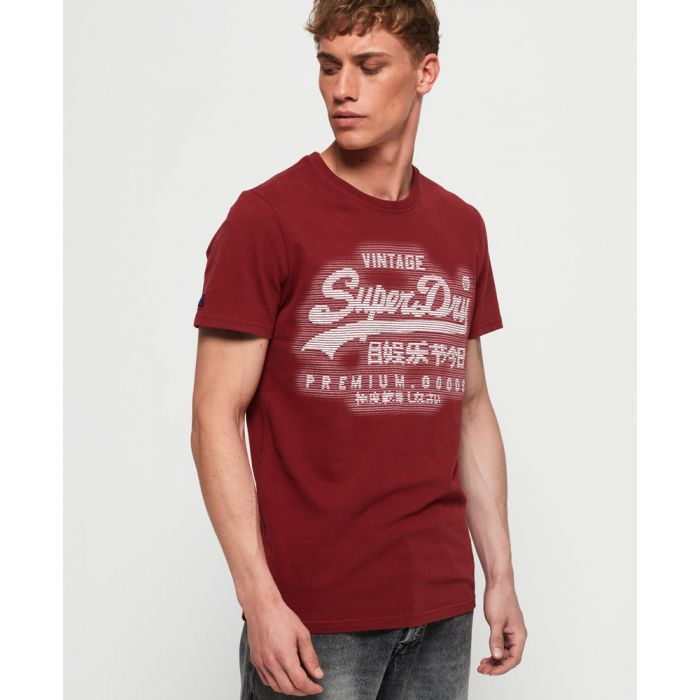 Image for Superdry Premium Goods Mid Weight T-Shirt