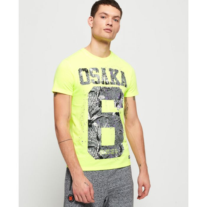 Image for Superdry Osaka Hibiscus Infill T-Shirt
