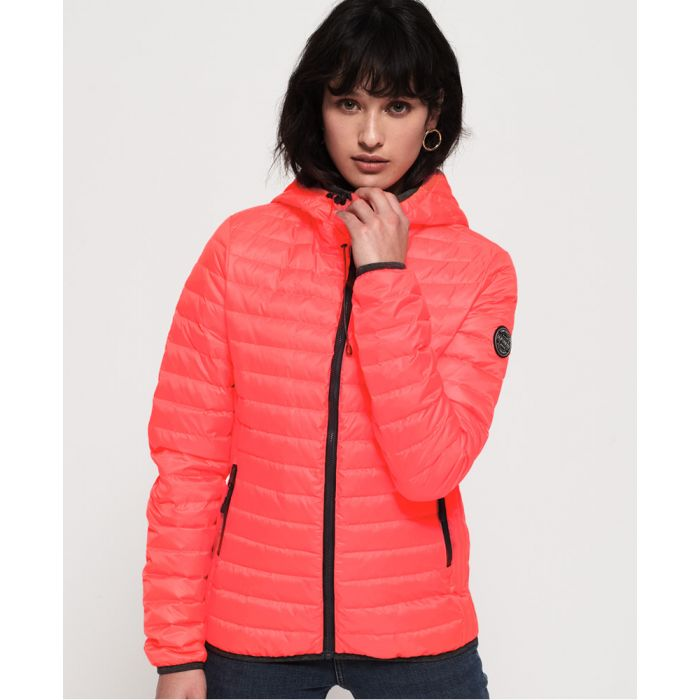 Image for Superdry Core Down Hooded Jacket