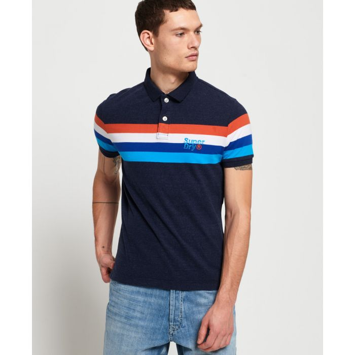 Image for Superdry Horizon Bay Polo shirt