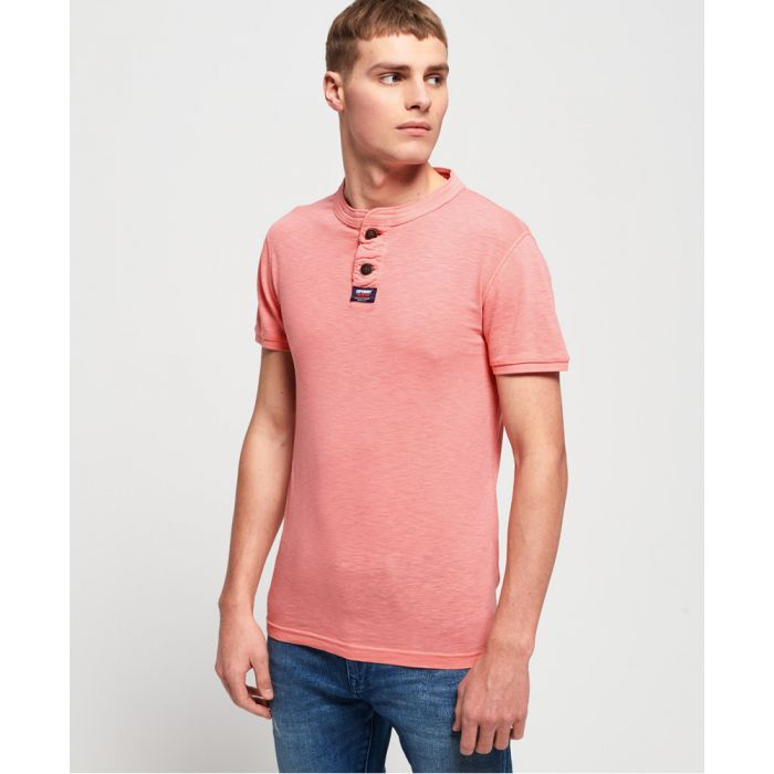 Image for Superdry Homestead Short Sleeve Lite Grandad top