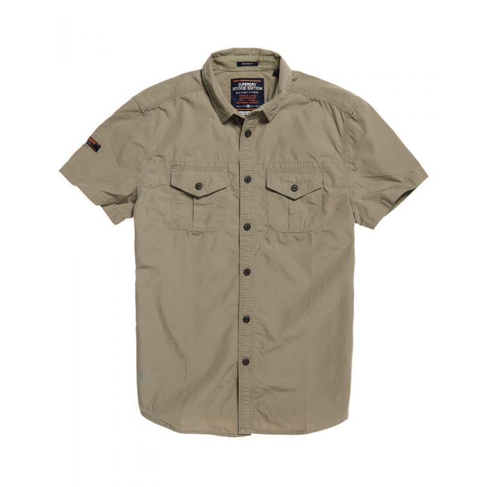 Image for Superdry Rookie Short Sleeve Shirt
