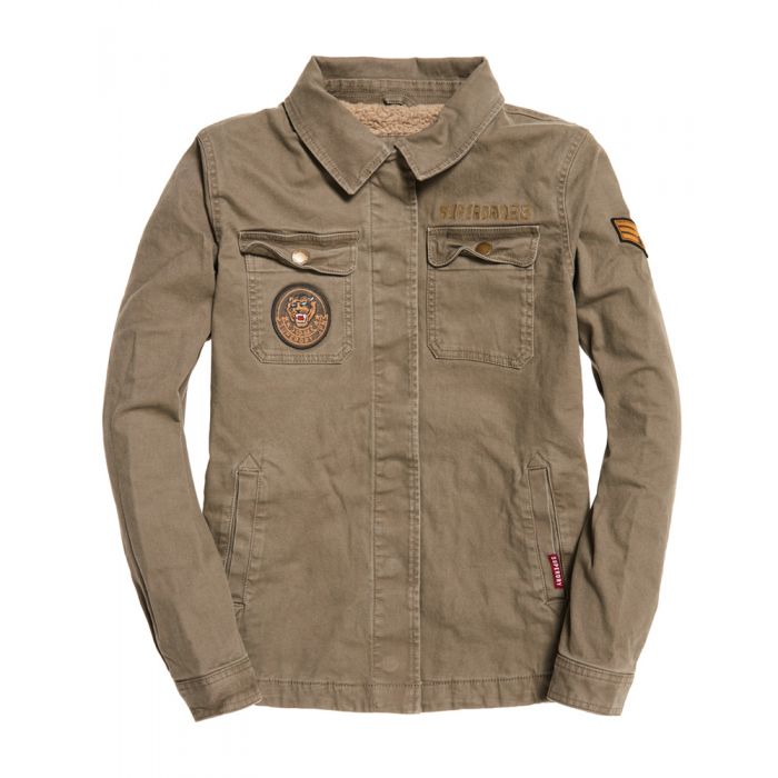 Image for Superdry Rookie Patch Jacket