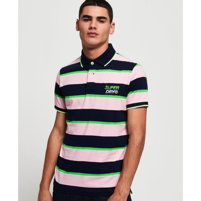 Image for Superdry Skate Luxe Polo Shirt