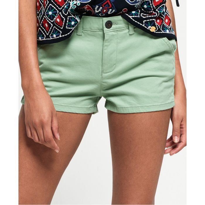Image for Superdry Chino Hot Shorts