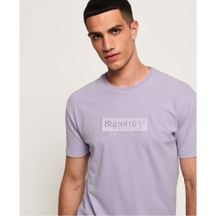 Image for Superdry International Youth Box Fit T-Shirt