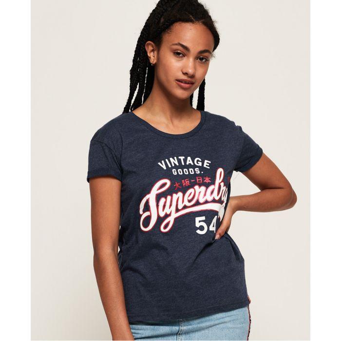 Image for Superdry Vintage Goods Slim Boyfriend T-Shirt