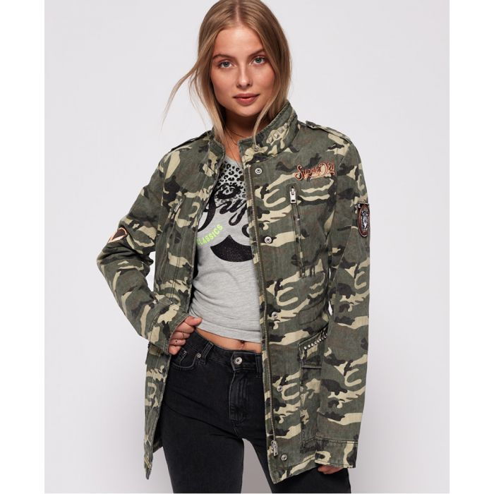 Image for Superdry Rookie Cascade Jacket