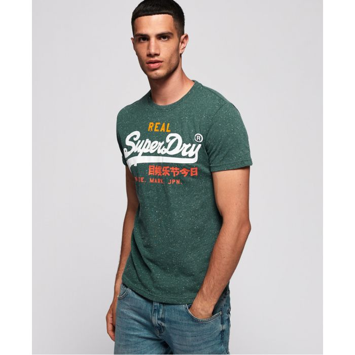 Image for Superdry Vintage Logo Tri T-Shirt