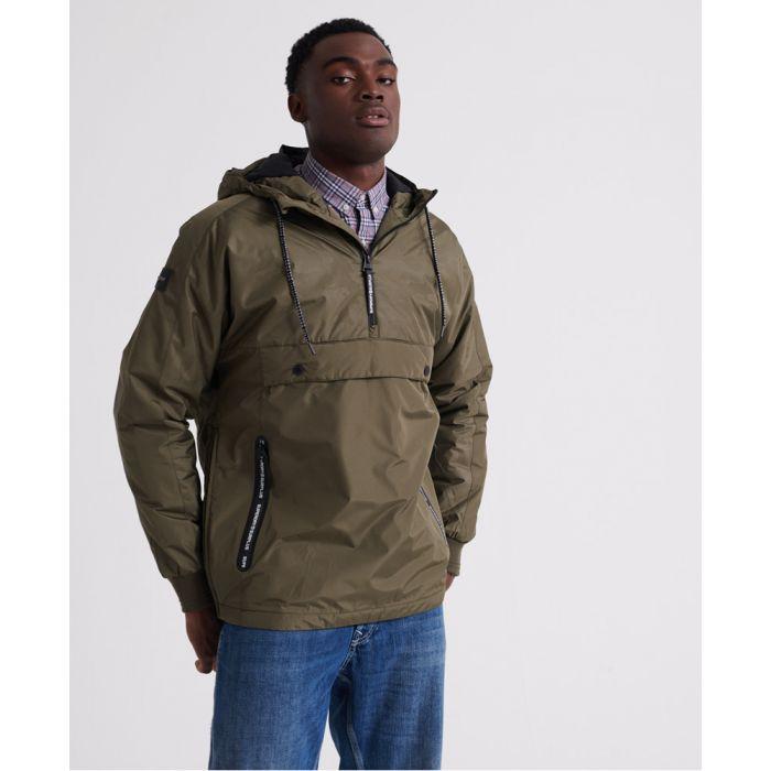 Image for Superdry Surplus Goods Pop Over Hood Jacket