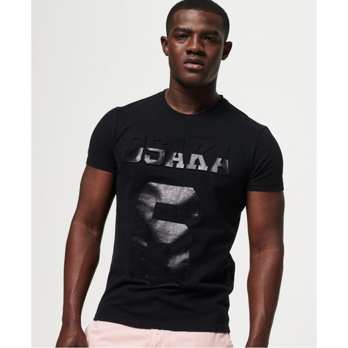 Image for Superdry Osaka Embossed T-Shirt