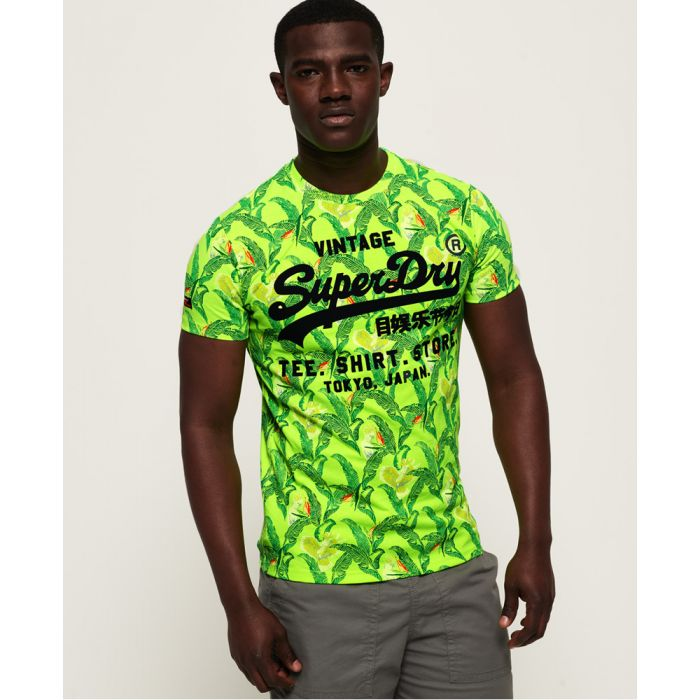 Image for Superdry Shirt Shop All Over Print T-Shirt