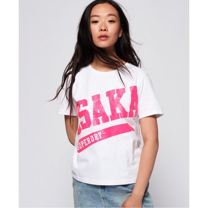 Image for Superdry Osaka Swoosh Boxy Tee